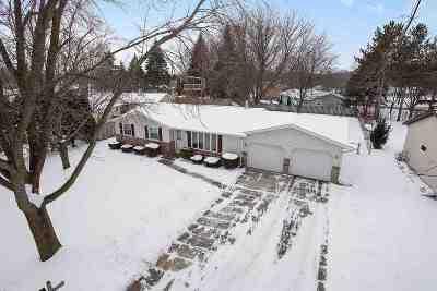 Green Bay Single Family Home For Sale: 498 Delwiche