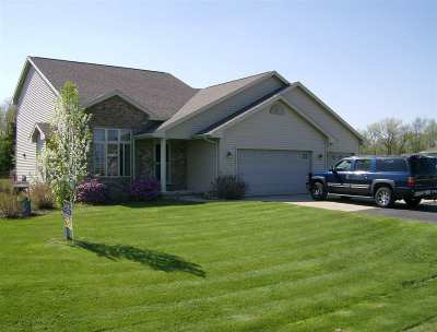 Little Suamico Single Family Home For Sale: 919 Aubrey