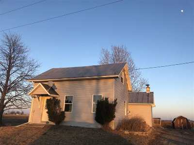 Kaukauna Single Family Home Active-No Offer: N3954 Hwy J