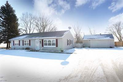 Greenville Single Family Home Active-Offer No Bump: W7211 Wisconsin