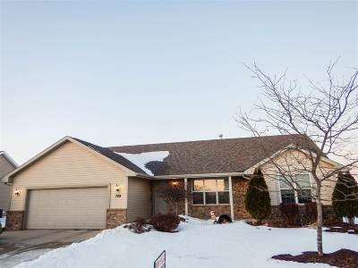 De Pere Single Family Home For Sale: 709 N Melcorn