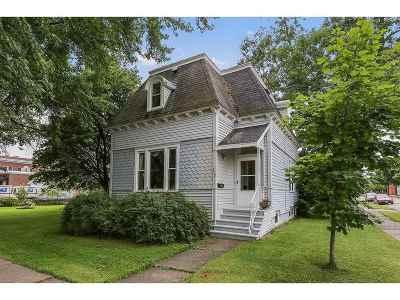 Oconto Single Family Home For Sale: 215 Ellis