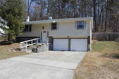 Green Bay Single Family Home For Sale: 153 Cliffview
