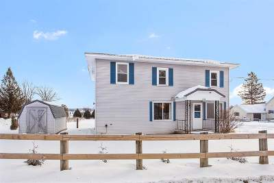 Oconto Single Family Home For Sale: 8880 Old 41