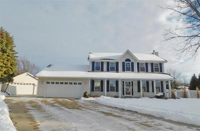 Green Bay Single Family Home For Sale: 2352 Bay Beach