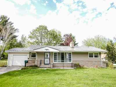 Coleman Single Family Home For Sale: 356 E Main