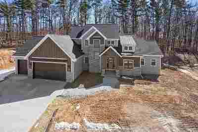 Howard Single Family Home Active-No Offer: 614 Sunset Ridge