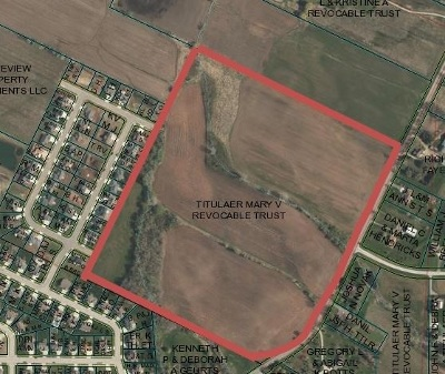 Brown County Residential Lots & Land Active-Offer No Bump: Bower Creek