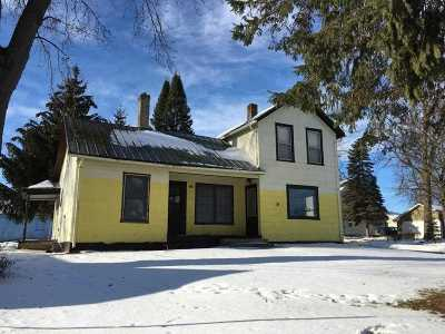 Seymour Single Family Home For Sale: 603 S Main