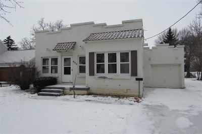 Appleton Single Family Home For Sale: 432 W Seymour