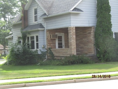 Bonduel Single Family Home For Sale: 220 W Green Bay
