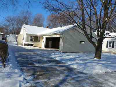 Appleton Single Family Home For Sale: 319 S Weimar