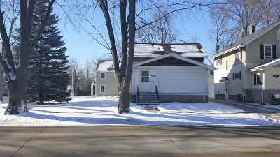 Appleton Single Family Home Active-Offer No Bump: 1805 N Oneida