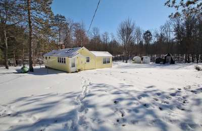 Athelstane Single Family Home For Sale: W11901 Hwy C