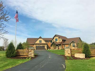 Howard, Suamico Single Family Home Active-No Offer: 1999 Pinecrest