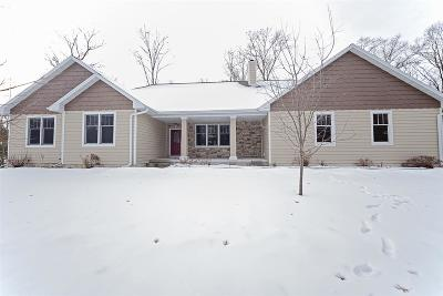 Peshtigo Single Family Home For Sale: N3145 Deer Haven