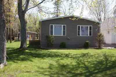 Shawano Single Family Home Active-Offer No Bump-Show: W5784 Cedar
