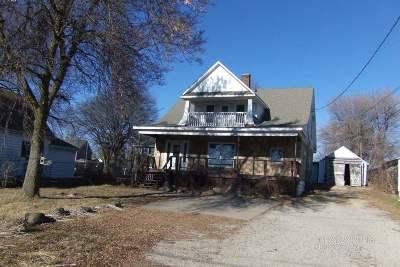 Kaukauna Multi Family Home Active-No Offer: 505 Lincoln
