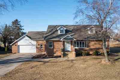 Oshkosh Single Family Home Active-No Offer: 1865 Hickory