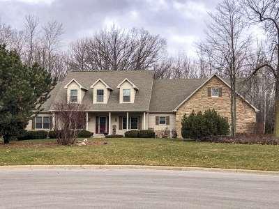 Green Bay Single Family Home Active-No Offer: 2875 Foxford