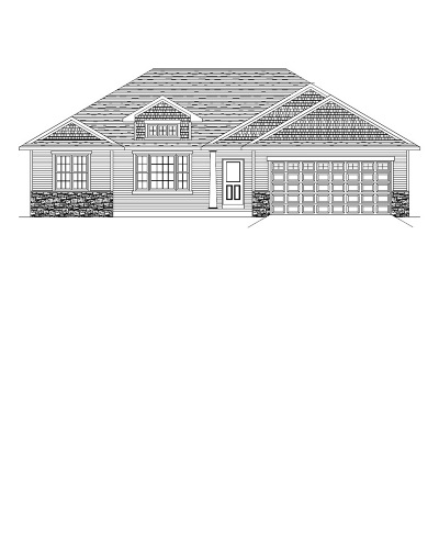 Menasha Single Family Home Active-No Offer: 2952 Villa