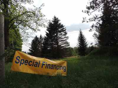 Marinette County Residential Lots & Land Active-No Offer: Martin