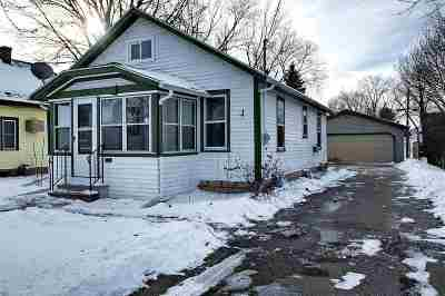 Appleton Single Family Home Active-Offer No Bump: 2121 N Oneida