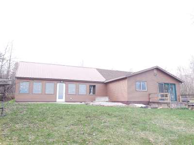 Coleman Single Family Home Active-No Offer: 7305 Brickner