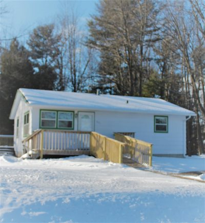 Peshtigo Single Family Home For Sale: 531 E Park
