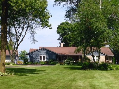 Oshkosh Single Family Home Active-No Offer: 4358 S Hwy 45