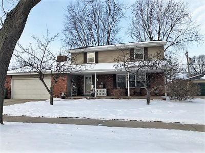 Kimberly Single Family Home For Sale: 352 Schindler