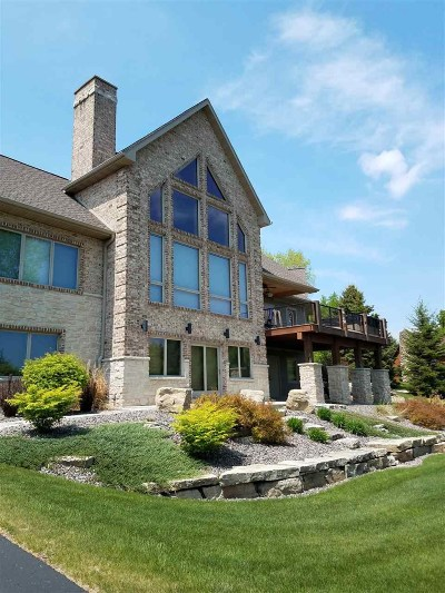 Green Bay Single Family Home Active-No Offer: 2179 Luxury