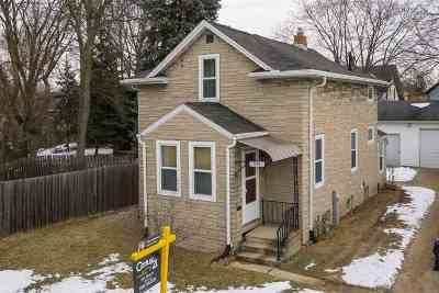 Appleton Single Family Home Active-Offer No Bump: 534 N Garfield