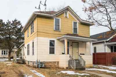 Appleton Single Family Home Active-Offer No Bump: 1005 N State