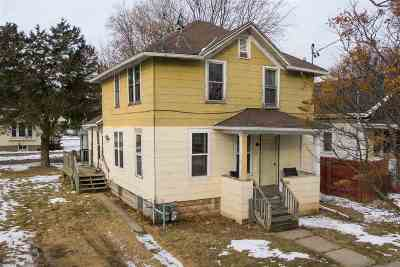 Appleton Multi Family Home Active-Offer No Bump: 1005 N State