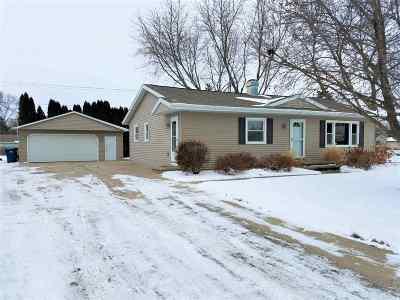 Menasha Single Family Home Active-Offer No Bump: 1194 Mayer