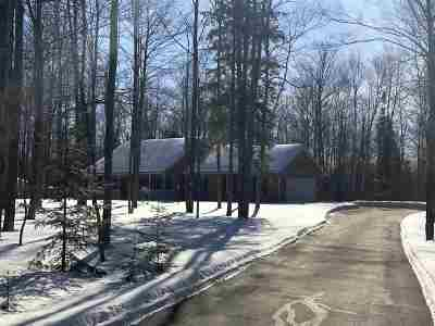 Townsend Single Family Home For Sale: 17239 Maple Acres