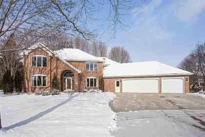 Appleton Single Family Home For Sale: 15 Bracken