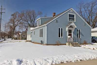 Neenah Single Family Home For Sale: 1119 Harrison