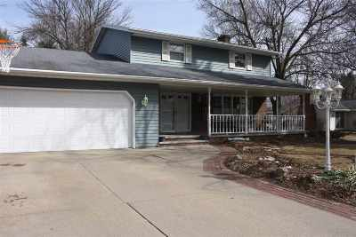 Little Chute Single Family Home Active-No Offer: 536 Violet