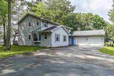 Pound Single Family Home For Sale: 8753 N White Potato Lake