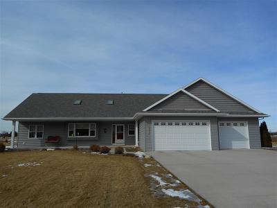 Oshkosh Single Family Home Active-Offer W/Bump: 5805 Lake