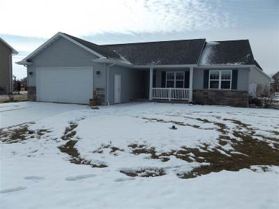 Neenah Single Family Home For Sale: 280 Fort