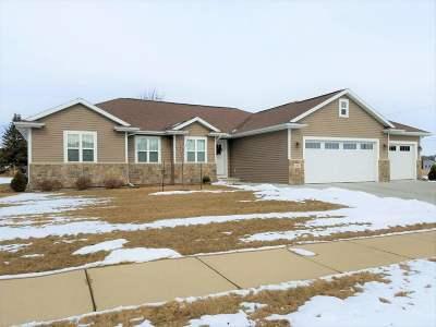 Appleton Single Family Home For Sale: 101 Bellevue