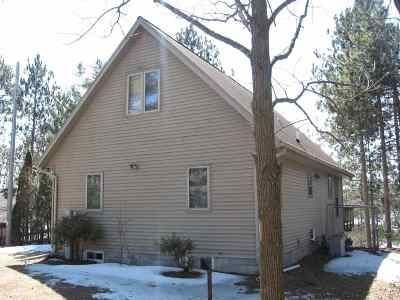 Single Family Home For Sale: 9475 S Marl Lake