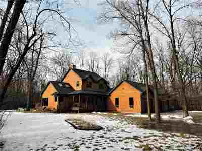 Oshkosh Single Family Home For Sale: 4783 Indian Bend