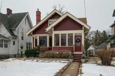 Oshkosh Single Family Home Active-Offer No Bump: 1267 Merritt