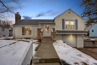 Appleton Single Family Home For Sale: 619 S Mason