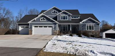 Oshkosh Single Family Home Active-Offer No Bump: 5192 Channel View