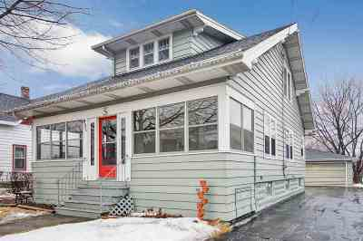Oshkosh Single Family Home For Sale: 931 N Sawyer